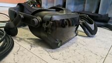Valve Index Headset with 3 Face Gaskets (1 custom, 2 original) and Carrying Case