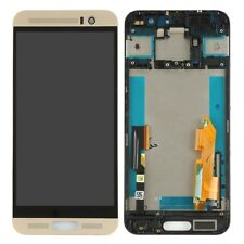 Replacement for HTC One M9+ / M9 Plus LCD Screen + Touch Screen with Frame (Gold