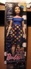 Barbie Fashionistas 51 Polka Dot Fun Doll - New Factory Sealed & Free Shipping
