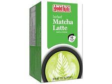 Matcha Latte té polvo matchatee + leche matchapulver té verde grünteepulver