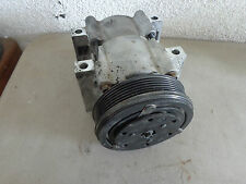AC Compressor 4.6 V8 94 95 96 Ford Mustang GT Red Convertible 2 Dr OEM
