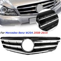 Für Mercedes Benz W204 C Klasse Avantgarde Kühlergrill Kühler Grill 2008-2014