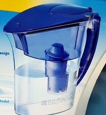 BRITA Atlantis Water Filter Pitcher Water Filtration System 6 Cup - NIP & Filter