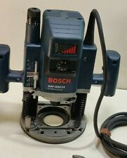"""Bosch GOF1300 CE 1/4"""" Router 240v Variable speed woodworking routing"""