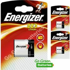 Energizer 6 V Single Use Batteries