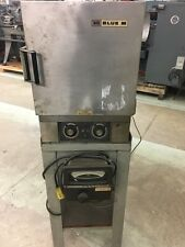 New Listingblue M Laboratory Oven Model Ov 12a With Partlow Temperature Controls Amp Pedestal
