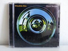 CD ALBUM DOUBLE SIX Album sampler CDMULTY39PX
