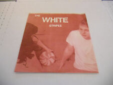 White Stripes Let's Shake Hands 45 RPM Italy Records VG+ Red Wax 003 original
