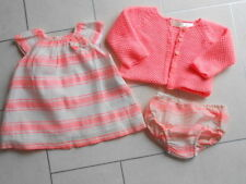 Zara Striped Clothing (0-24 Months) for Girls