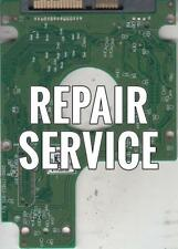 Repair For  WD10JPVT-00A1YT0, 771823-300 02P, WD SATA 2.5 PCB