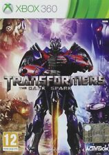 Transformers Rise of the Dark Spark Microsoft Xbox 360 Game