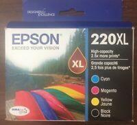 220 XL T220XL Epson Ink Cartridges for WorkForce WF-2660 WF-2750 WF-2760