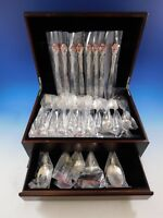 Melrose by Gorham Sterling Silver Flatware Set for 8 Place Size Service New