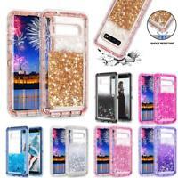 NEW Liquid Glitter Quicksand Case Phone Cover For Samsung Galaxy S10 / S10 PLUS