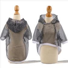 Gauze Vest Dog Clothes Jacket Transparent For Small Medium Large Pet Clothes YW