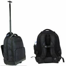 "29L TARGUS TSB700EU Rolling Backpack 15.6"" Laptop Trolley Bag/Case Black"