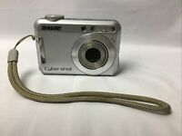 Sony Cybershot DSC-S650 Digital Camera 7.2MP & 3x Optical Zoom - FREE SHIPPING