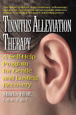 Tinnitus Alleviation Therapy: A Self-Help Progra, Excellent, Books, mon000011030
