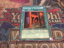 Yu-Gi-Oh Dark Room of Nightmare DR1-EN030!! Common!
