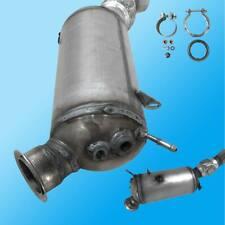 EU5 DPF Dieselpartikelfilter BMW GT 520d 135KW 184PS F07 N47D20C 2012/02-2014/12