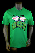 "NEW TRUKFIT by LIL WAYNE YMCMB men short sleeve green ""GNARLY"" CREW NECK tee *M"