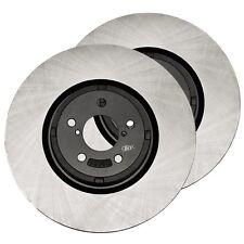 STOPTECH 2008-2014 SUBARU WRX STI REAR CRYO TREATED BRAKE ROTORS DISCS 5X114.3