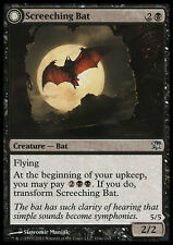 MTG 2x SCREECHING BAT - PIPISTRELLO URLANTE - ISD - MAGIC