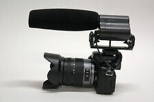 Pro VM XL D video mic for Nikon D5 D500 D4s D4 D3x D300s D800 D610 D600 D7200