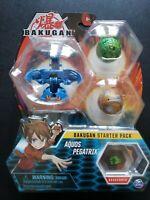 Bakugan Battle Planet Aquos Pegatrix Ultra Starter Pack (Wave 4)