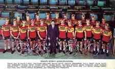 Team SONOLOR LEJEUNE 69 Cycling cyclisme ciclismo GUYOT ETTER HAMY WILHELM vélo