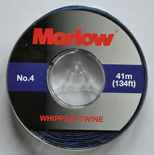 Marlow Whipping Twine (No. 4) 41m / 134ft - Blue