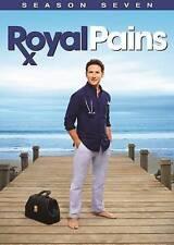Royal Pains Seventh Season Seven 7 DVD, 2016, 2-Disc Set Brand New Sealed