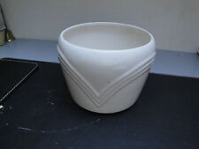 Pot ou Cache-Pot Céramique Blanc