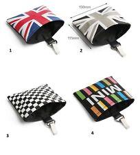 Bolso portaobjetos para Mini (Cooper,S,One,Clubman,Countryman,R50,R53,R56,R60)