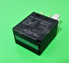 29-Land Rover MG Rover 5-Pin Multi-Use Black Relay YWB101210 Tyco-A1001-X057 20A