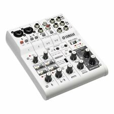YAMAHA AG06 Web casting mixer 6 channel From Japan F/S