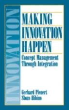 Making Innovation Happen: Concept Management Through Integration-ExLibrary