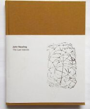 JOHN NEWLING - THE LAST ISLANDS - 2015 1st HB - Limited Edtn. of only 300