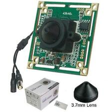 "Sunvision 1100TVL 1/3"" Super CMOS HD OSD Board Camera w/ Pinhole Lens (BC11SO)"