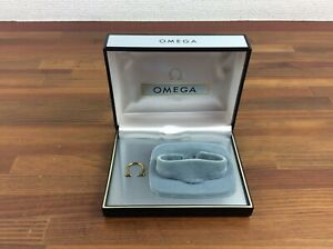 Omega Vintage Watch Box + FREE SHIPPING