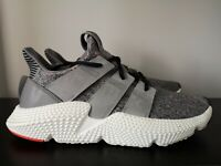 BNWOB Mens Adidas Sobakov Grey Trainers - UK 11
