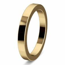 1 Trauring Ehering Hochzeitsring Gold 585 - Breite 3,5mm - Stärke 2,5mm