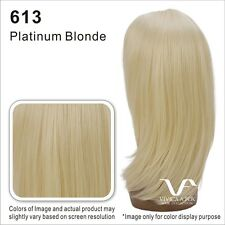 Vivica A Fox Synthetic Long Straight, Skin, Pure Stretch Cap Wig Blonde, Cali-V