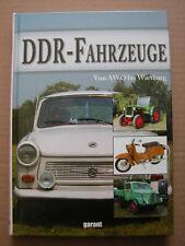 """""""DDR-Fahrzeuge"""" -- von AWO bis Wartburg"""
