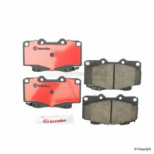 New Brembo Disc Brake Pad Set Front P83143N for Toyota 4Runner Tacoma
