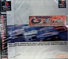 All GT Championship MAX Rev. PS1 Kaneko Sony PlayStation 1 From Japan