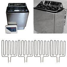 4x Heating Element Sauna Heater Spa Sauna Hot Tubes for SCA 3000W
