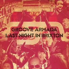GROOVE ARMADA - LAST NIGHT IN BRIXTON  CD NEU