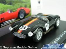 MASERATI A6GCS/53 CAR MODEL 1:43 SIZE LE MANS 1954 PORTAGO TOMASI 24HR IXO T4