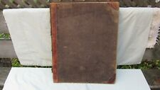 1874 ELKHART COUNTY INDIANA ATLAS / Complete / Colored Maps Engravings Much More